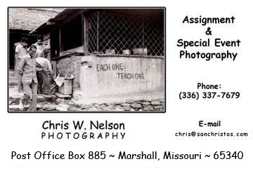 Photography ~ Chris W. Nelson